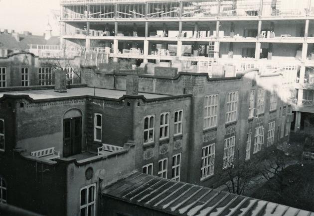 En bygning
