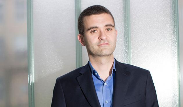 Andreas Rudkjøbing, formand for Lægeforeningen.